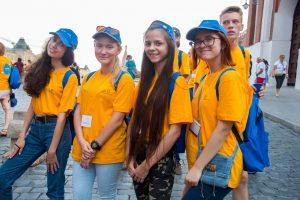 Вторая неделя летней школы Фонда Андрея Мельниченко и СГК «ЛАНАТ»-2018