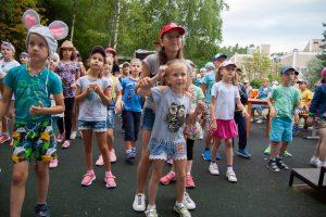 веселое лето в Полянах-4 заезд