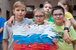 День России в Полянах